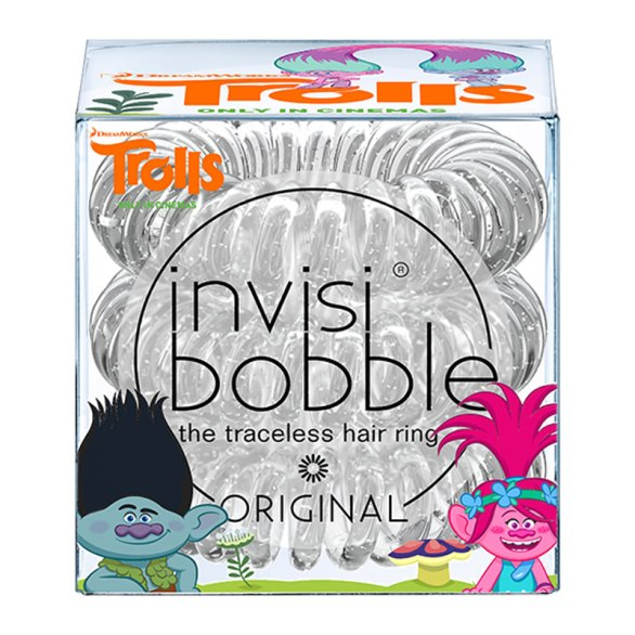 Exclusive Trolls Sparkling invisibobble