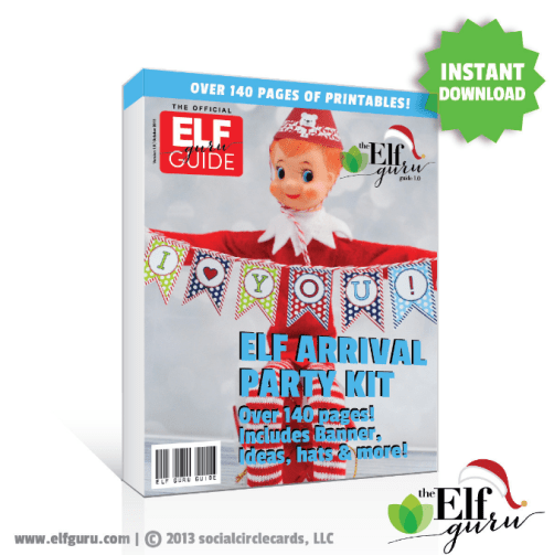 Elf on the Shelf Arrival Kit