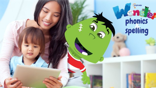 Wonster Words: ABC Phonics & Spelling Mobile Game