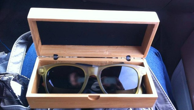 Check Out These Bamboo & Wooden Polarized Sunglasses!