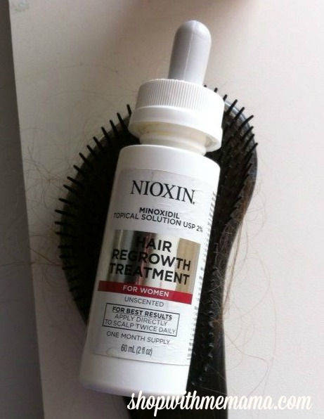 Nioxin for women