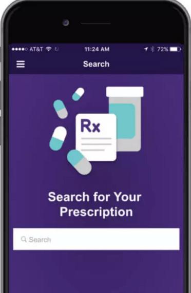 SearchRx App