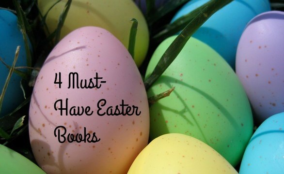 4 Must-Have Easter Books From HarperCollins Children's Books!