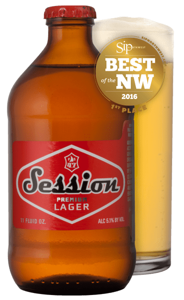 Full Sail Brewery Session Premium Lager