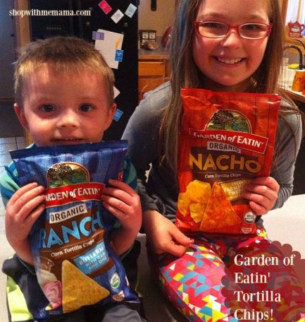 Garden of Eatin' Tortilla Chips!
