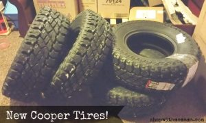 Get Your Car Ready For Any Kind Of Weather With Cooper Tires! (Giveaway)