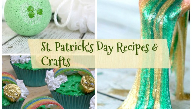 Check Out These Awesome St. Patrick's Day Recipes & Crafts!