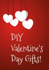 8 DIY Valentine's Day Gifts