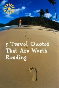 5 Travel Quotes That Are Worth Reading