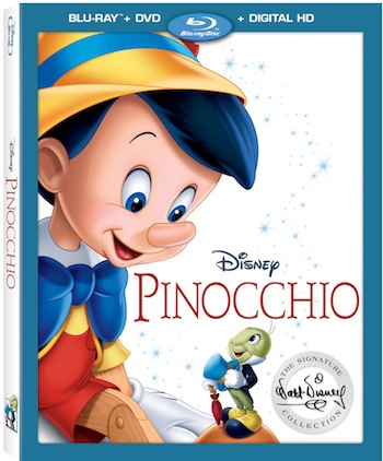 The Beloved Movie, Pinocchio!