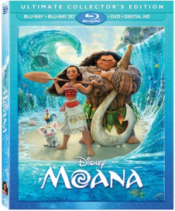 Disney's Moana Is A Great Movie For The Whole Family! (Giveaway)