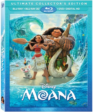 Disney's Moana Is A Great Movie For The Whole Family!