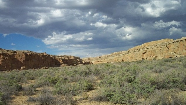 New Mexico's Turquoise Trail Scenic Byway