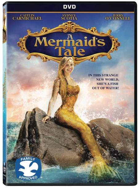 Check Out This Awesome Mermaid Movie