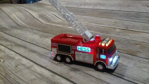 Miniature Hess Toy Trucks The Mini Collection!