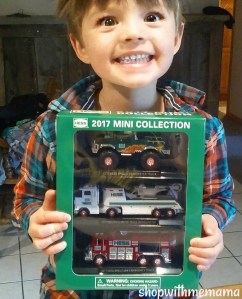 Miniature Hess Toy Trucks The Mini Collection!