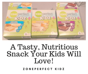 A Tasty, Nutritious Snack Your Kids Will Love! (Giveaway)