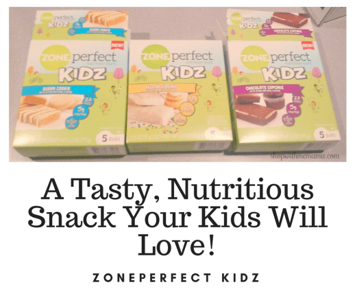 A Tasty, Nutritious Snack Your Kids Will Love!