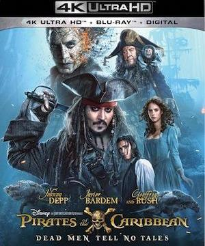 Disney's Pirates of the Caribbean: Dead Men Tell No Tales