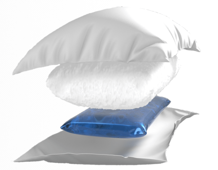 Mediflow's Floating Comfort Pillow