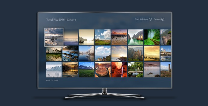 Show off your favorite photos on your Amazon Fire TV!