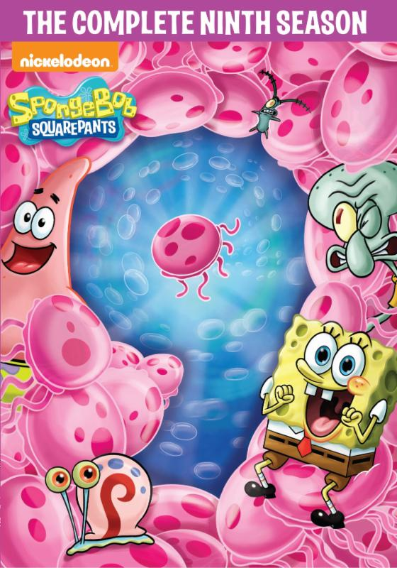SpongeBob SquarePants: The Complete Ninth Season On DVD