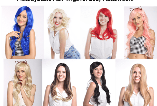 Check Out The MelodySusie Hair Wigs For Halloween