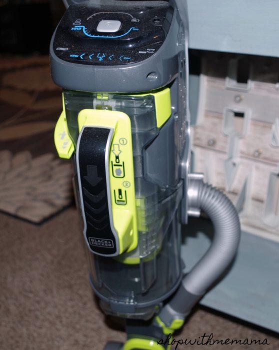 POWERSERIES™ Pro Cordless 2-in-1 Anti-Allergen Vacuumfrom BLACK+DECKER