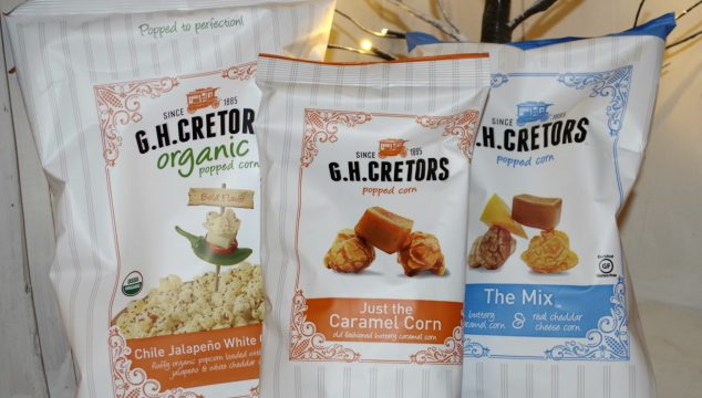G.H. Cretors Is Obsessively Delicious Popcorn (Giveaway)