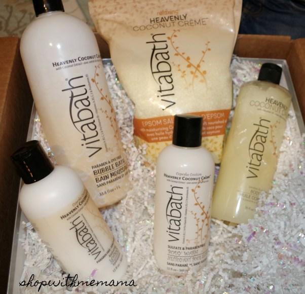 Vitabath Luxury Bath And Body Products