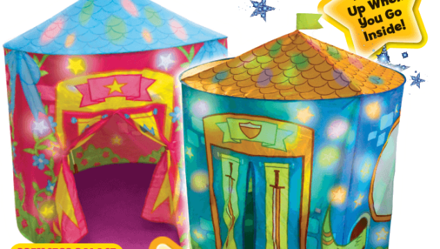 Enter The Magical World Of Twinkle Play Tents! (Giveaway)