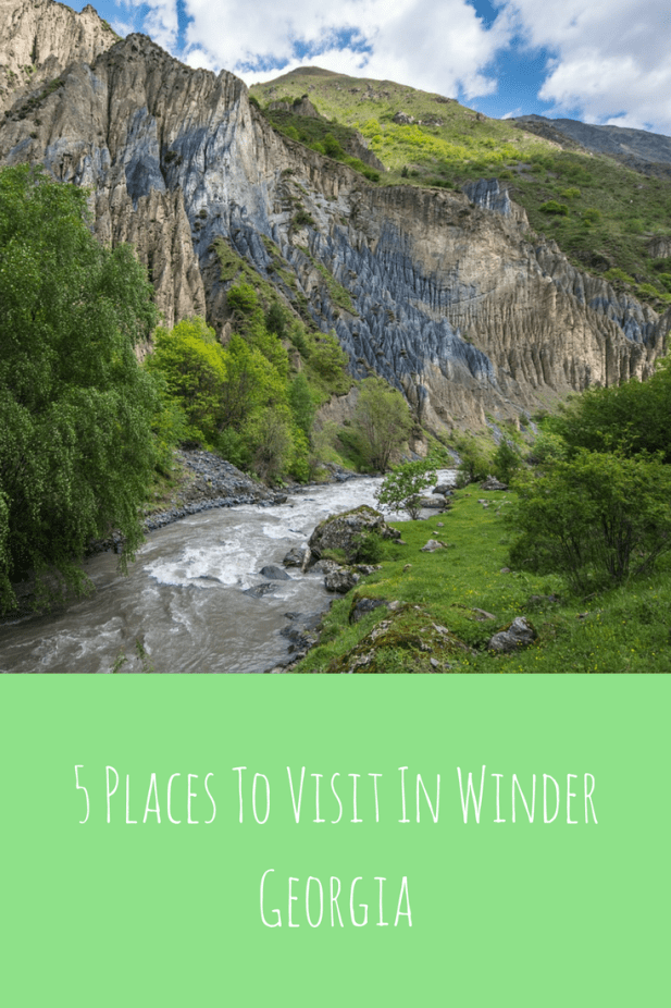 5 Places To Visit In Winder Georgia
