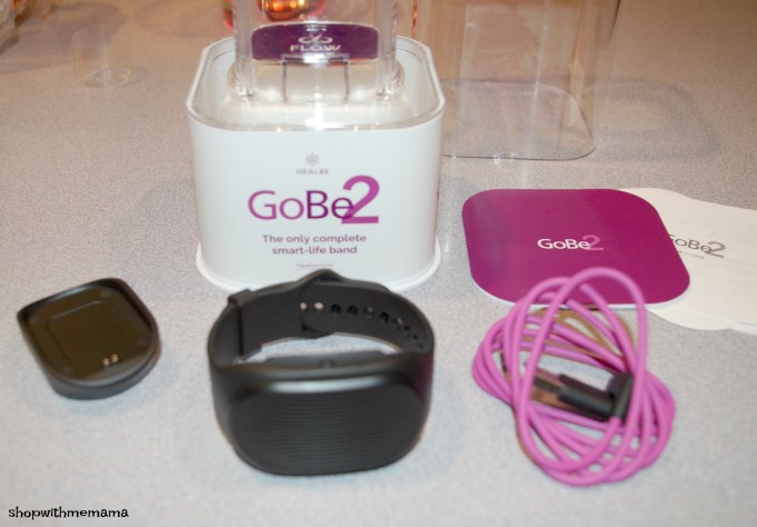 Healbe GoBe 2 All-In-One Fitness Tracker For Calorie Intake And More!