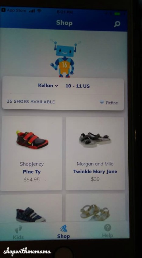 Buy Perfectly Fitting Shoes For Your Kids with The Jenzy App