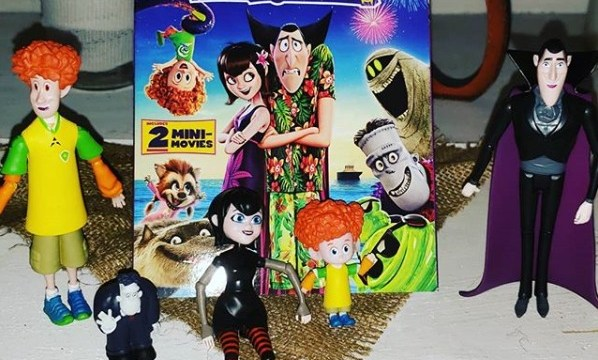 HOTEL TRANSYLVANIA 3 – from Sony Pictures Home Entertainment