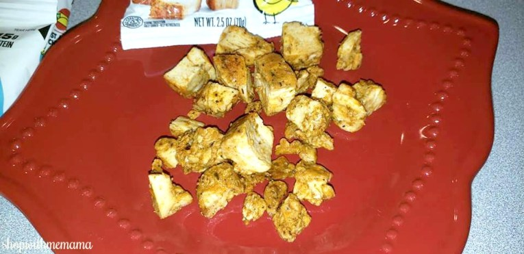 Seasoned Chicken Snacks