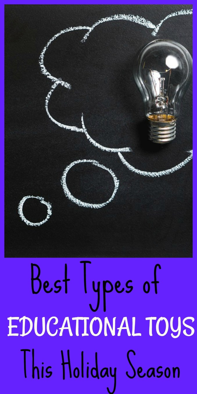 Best Types of Educational Toys