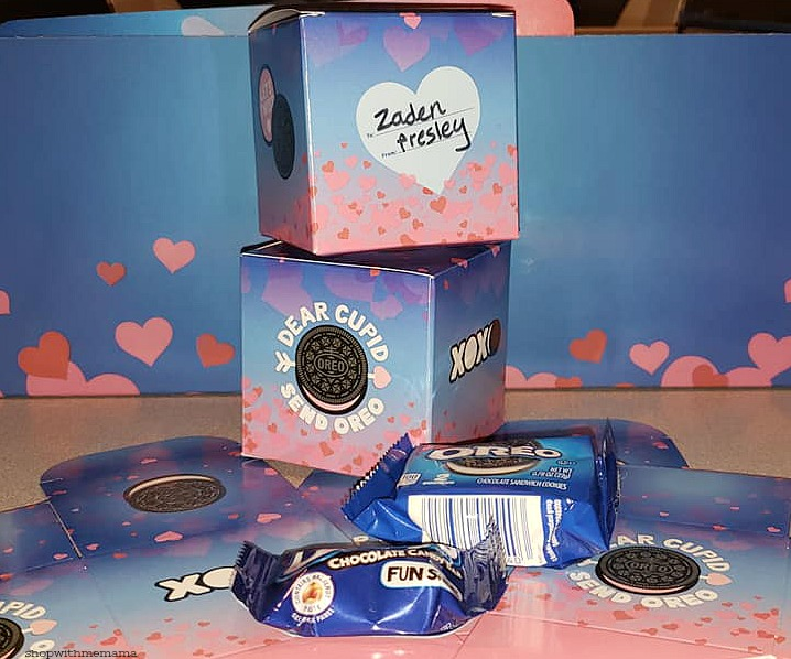 OREO Valentine's Day Exchange Kit
