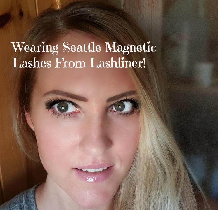 Magnetic Eyelashes LashLiner System