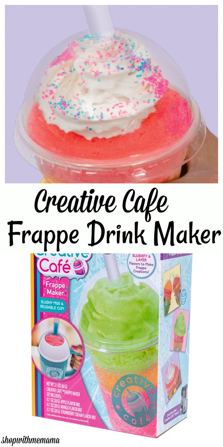 Creative Café Frappe Drink Maker