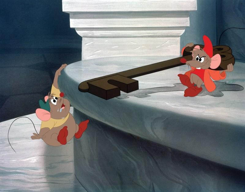 mice and key
