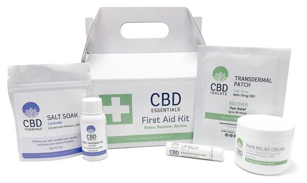 CBD College First Aid Kit