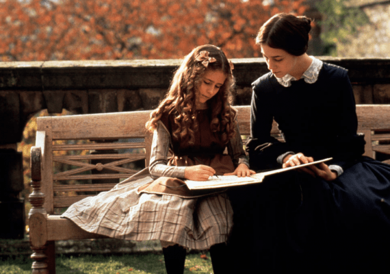 Jane Eyre con Adele
