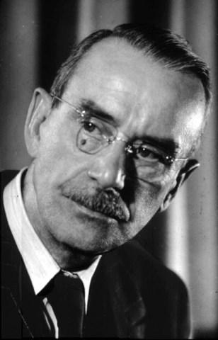 Thomas Mann attorno al 1929