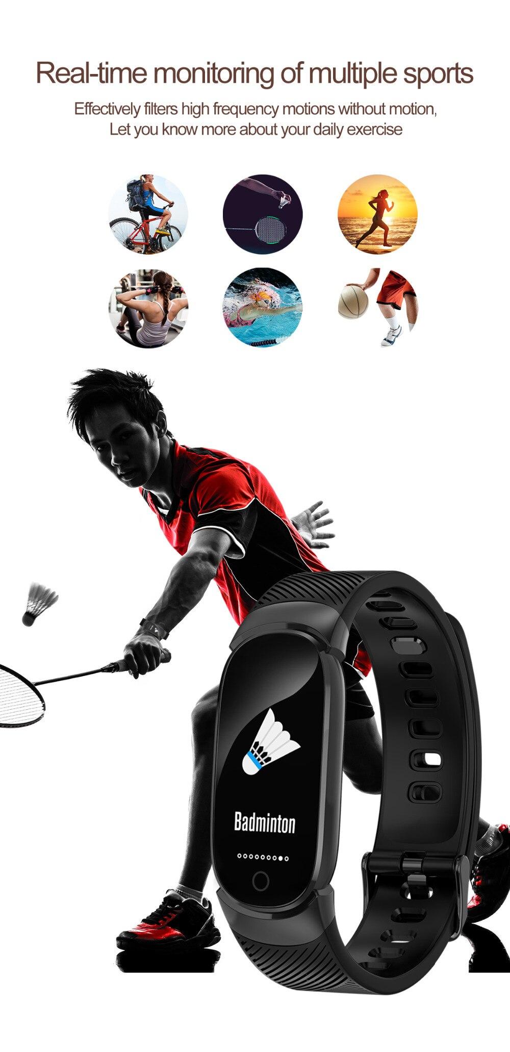 Sports Waterproof Smart Watch