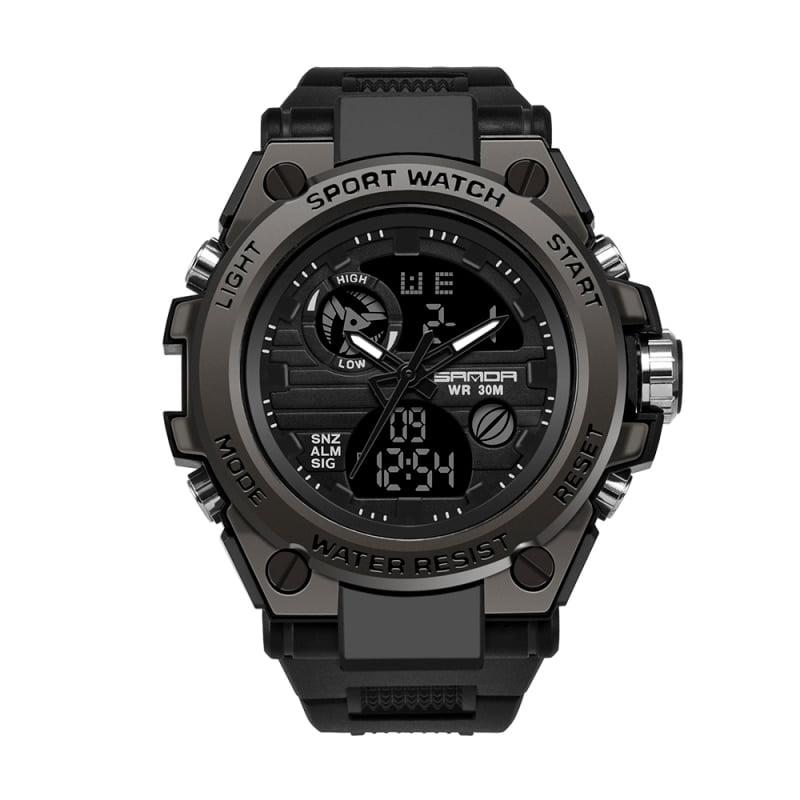 Men's Military Waterproof Watch