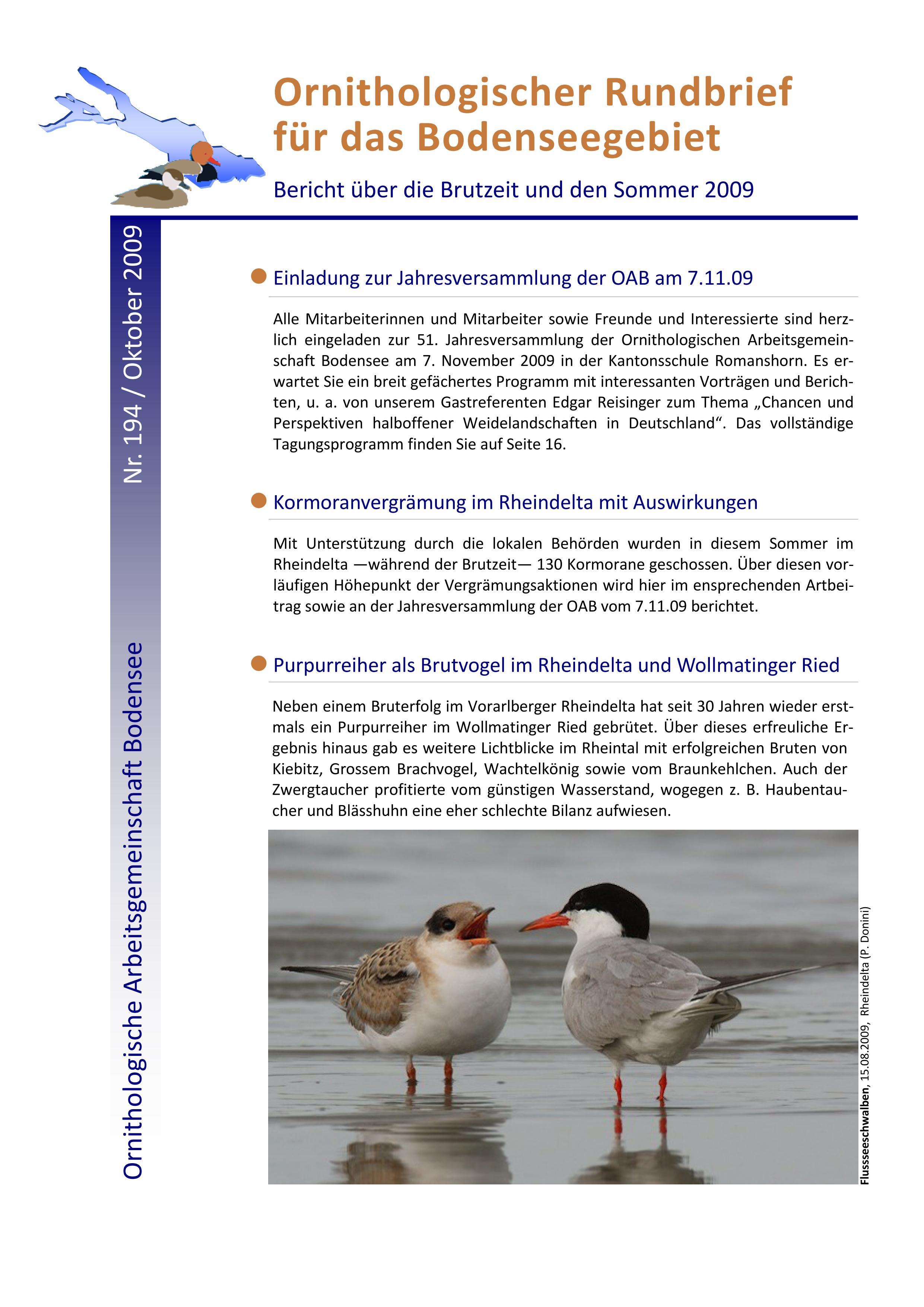 OR 194 Brutzeit und Sommer 2009_01