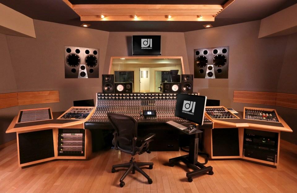 Image result for music studio