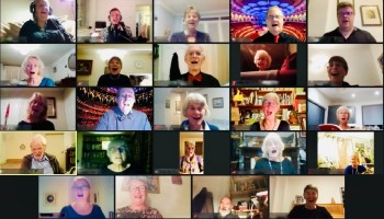 Zoom choir in Shoreham
