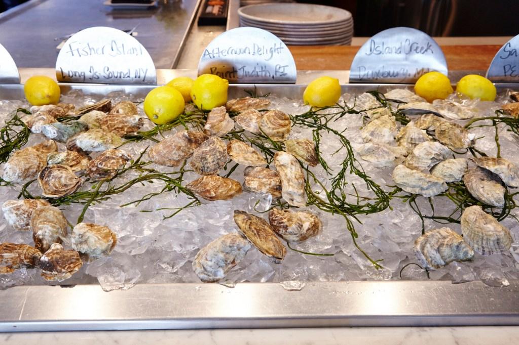 livs oyster bar